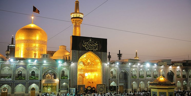 برنامه های حرم امام رضا(ع) در تاسوعا و عاشورای حسینی اعلام شد