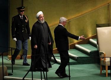 رئیس جمهوری امروز در مجمع عمومی سازمان ملل سخنرانی می کند